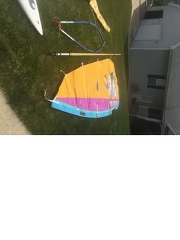 Windsurfing Rig