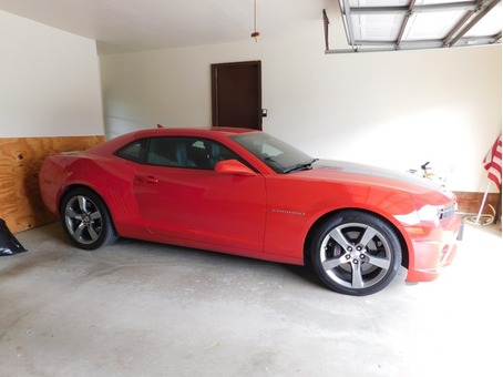 2012 Chevy Camaro SS for sale